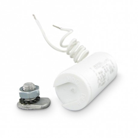 Condensateur permanent moteur à fils  6 µF