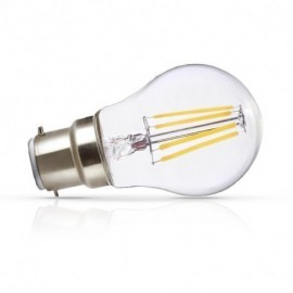 Ampoule LED B22 Filament Bulb 4W 2700°K