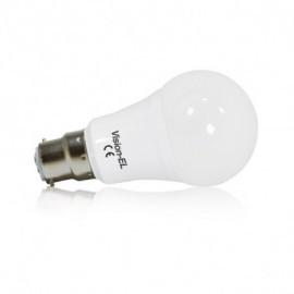 Ampoule LED B22 Bulb 10W 3000°K