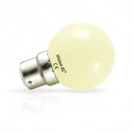 Ampoule LED B22 Bulb 1W 3000°K