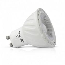 Pack Ampoule x 2 LED GU10 Spot 4W 6000°K