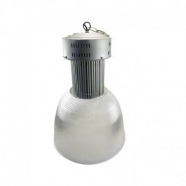 Lampe Mine LED 200W 4000°K Cloche transparente