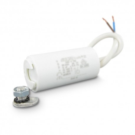 Condensateur permanent moteur à câble 12 µF