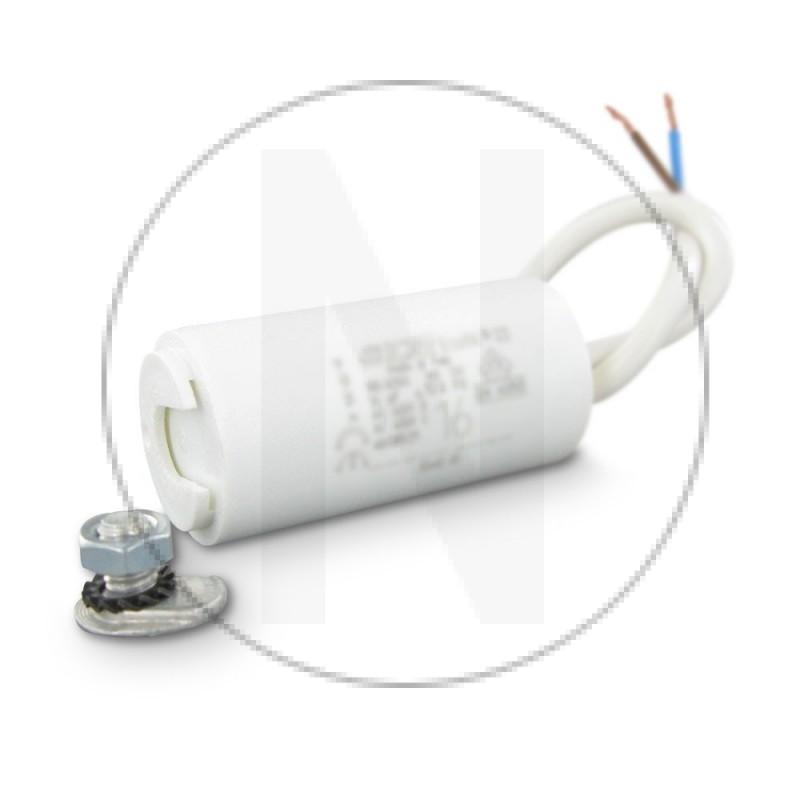 Condensateur moteur à câble 14 µF ICAR - ICAR - WB4...