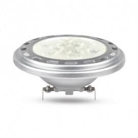 Ampoule LED QR G53 AR111 Gris 12W 3000°K