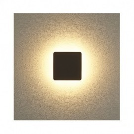 Applique Murale LED Gris 8W 3000°K