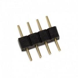 Connecteur Jonction Mâle/Mâle RGB pour bandeaux LED