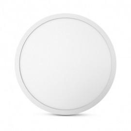 Plafonnier LED Rond Ø400 30W 4000°K Blanc