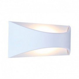 Applique Murale LED 6 Watt 230V 3000°K Blanc IP65