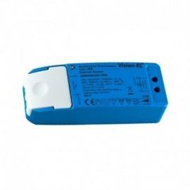 Alimentation pour LED 18W Dimmable par coupure de phase 12-40V