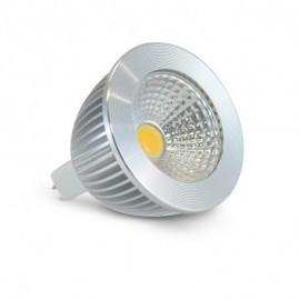 Ampoule LED GU5.3 Spot 6W Dimmable 4000°K Aluminium 75°