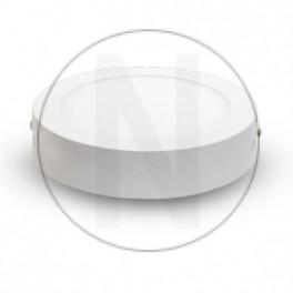 Plafonnier LED Blanc Ø220...