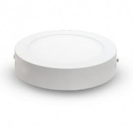 Plafonnier LED Blanc Ø220 18W 6000°K