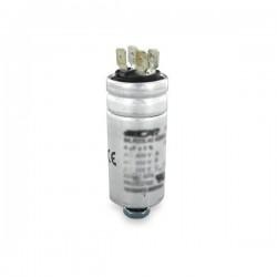 CONDENSATEUR PERMANENT ALUMINIUM 450VAC 6 µF - Italfarad - MFR4060