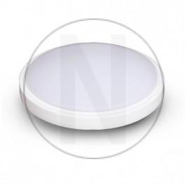 Plafonnier LED Blanc Ø330...