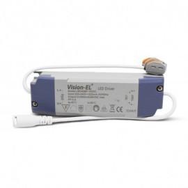 Alimentation pour LED CC 38 W 900mA 55 VDC