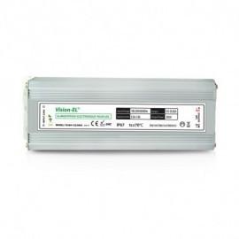 Alimentation pour LED 250W 12V DC Lumineux IP67