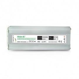 Alimentation pour LED 250W 24V DC Lumineux IP67