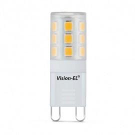 Ampoule LED G9 2W 3000°K Boite