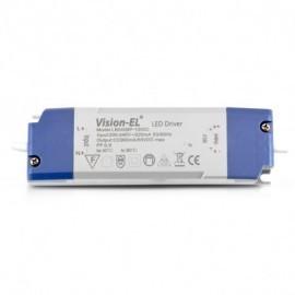 Alimentation pour LED CC 40W 50VDC 1050mA