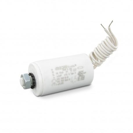 Condensateur d'éclairage à fils 18 µF