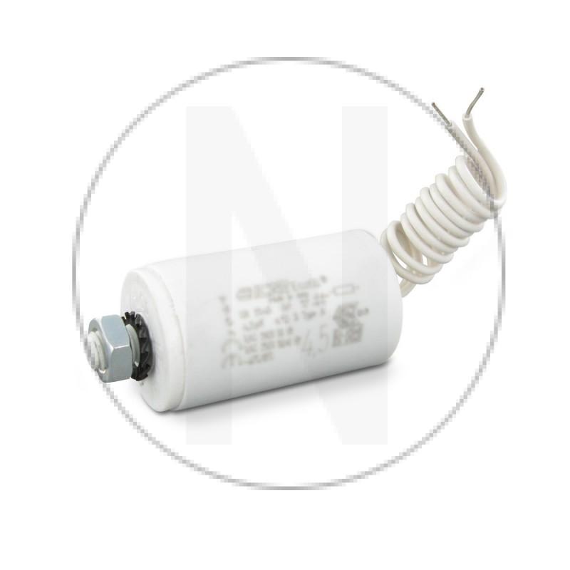 Condensateur d'éclairage à fils