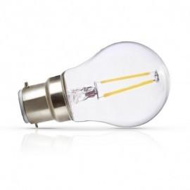Ampoule LED B22 Filament Bulb 2W 2700°K