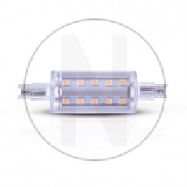 Ampoule LED R7S 5W 2700°K