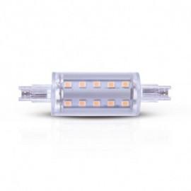 Ampoule LED R7S 5W 4000°K