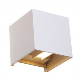 Applique Murale LED Blanc 7W 4000°K