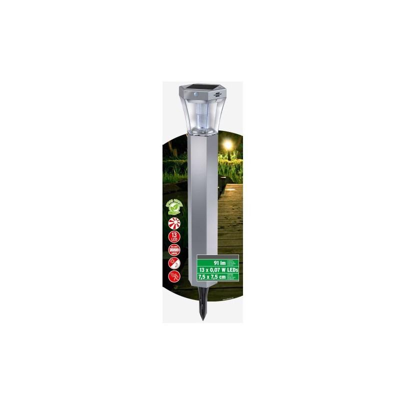 Lampe Led Solaire D 39 Ext Rieur D Tecteur De Mouvement Et