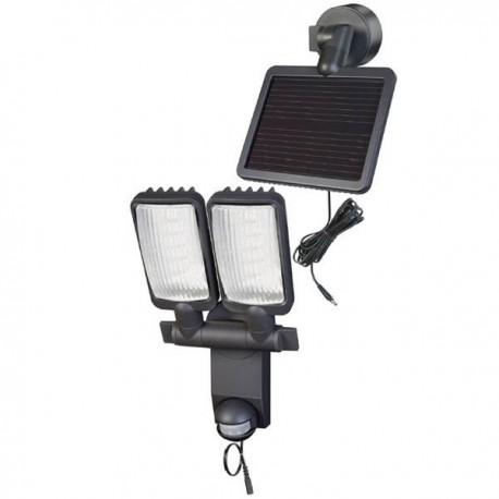 Lampe led solaire duo premium brennenstuhl