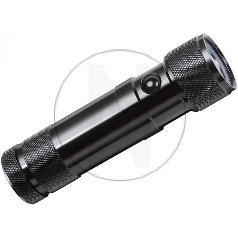 Lampe de poche led pointer laser