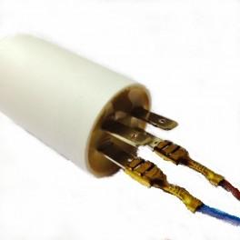 Condensateur permanent moteur à cosse 60 µF