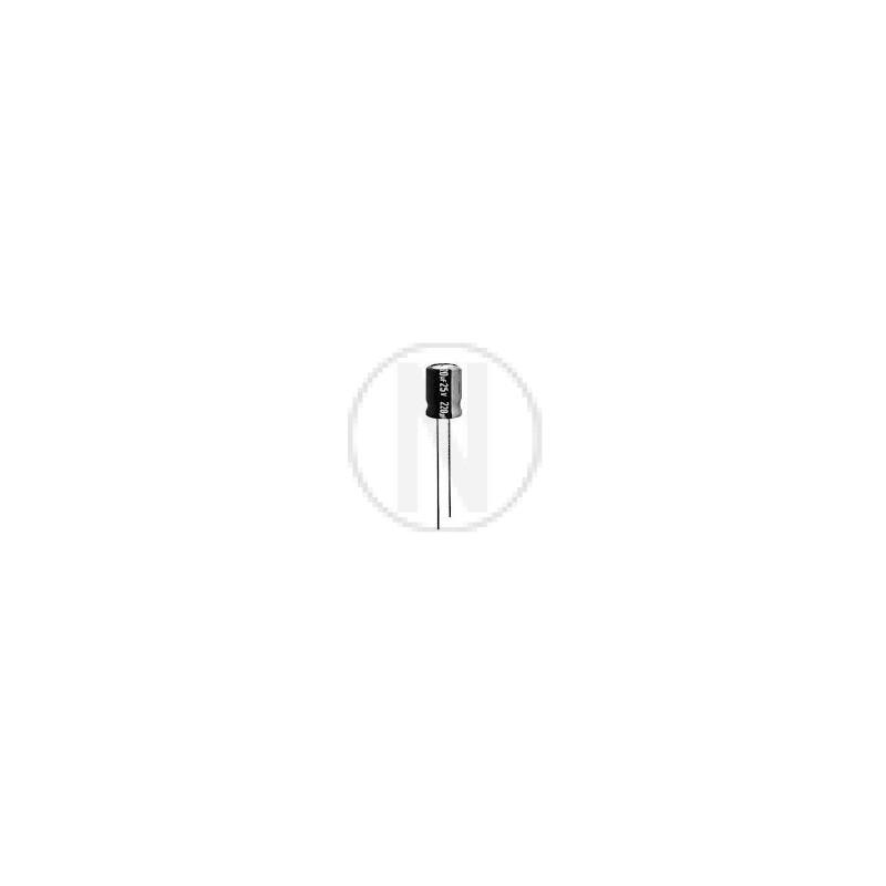 Condensateur chimique 1000 uf - 50V pou congélateur Whirlpool