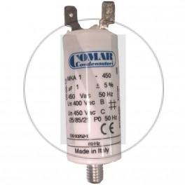 Condensateur à cosse 1 µF -...
