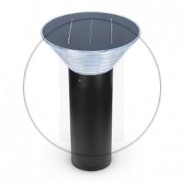 Potelet Solaire Conique LED...