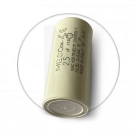 Condensateur pour volet roulant SOMFY 2.5 µF