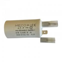 Condensateur moteur à cosse 2.5 µF - ICAR - WB4025