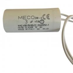 Condensateur 3.5 µF pour volet roulant Bubendorff - Marque Icar