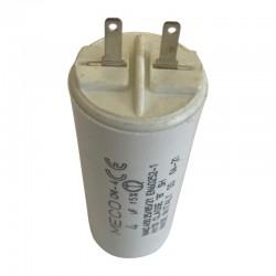 Condensateur moteur à cosse 4 µF - ICAR - WB40402CO