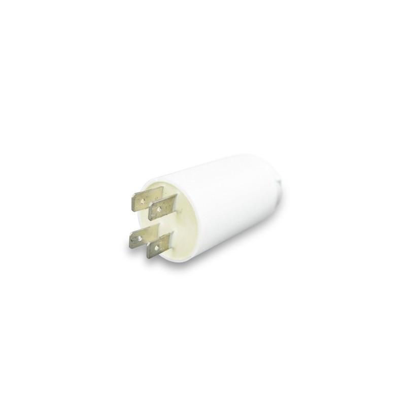 Condensateur permanent moteur a cable 450va 75 f icar for Condensateur moteur piscine