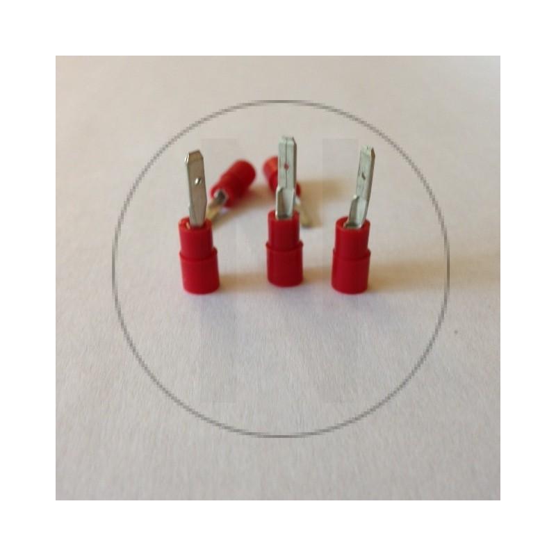 Cosses Pré- isolée MALE FAST-on 2.8mm