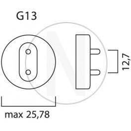 Tube néon Sylviana Grolux 18W