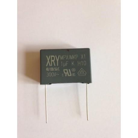 Condensateur X2  1µF (MF) 275 VAC