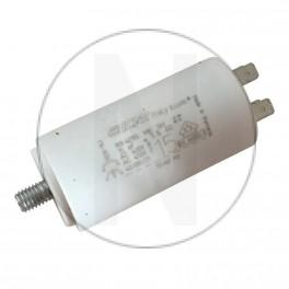 Condensateur permanent moteur à cosse 15 µF - 450 VAC - Icar ecofil WB40150
