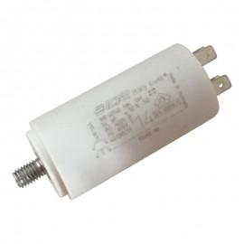 Condensateur permanent moteur à cosse 14 µF - 450 VAC - Icar ecofil WB40140