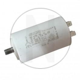 Condensateur permanent moteur à cosse 18 µF - 450 VAC - Icar ecofil WB40180
