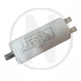 Condensateur permanent moteur à cosse 10 µF Catalogue   Produits