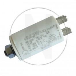 Condensateur permanent moteur à cosse 1.5 µF Catalogue   Produits